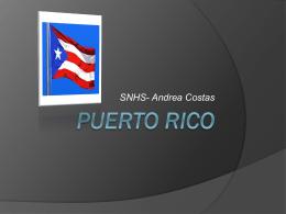 El coquí de Puerto Rico - LHS-Spanish