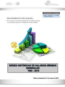 Series Históricas
