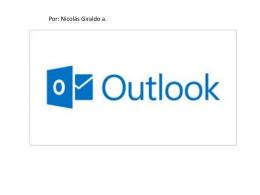 Microsoft Outlook - Tecnología e Informática