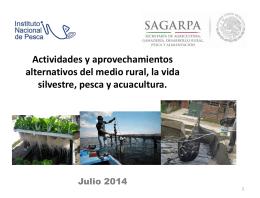 Acuacultura Rural, Rocío Parra Laca