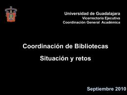 Diapositiva 1 - Universidad de Guadalajara