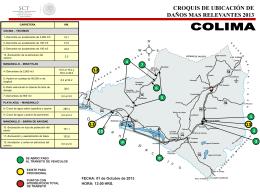 Mapas de conservación de carreteras 021013