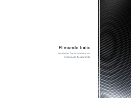 El mundo judio - WordPress.com