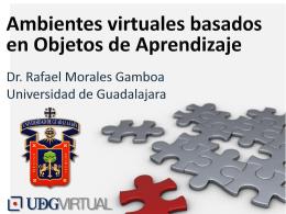 Ambientes virtuales de aprendizaje basados en Objetos de
