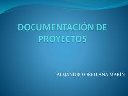 documentación de proyectos (Tema 2)