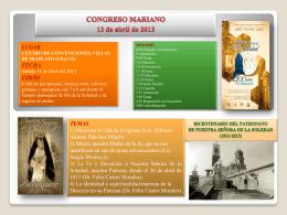 Congreso promoción
