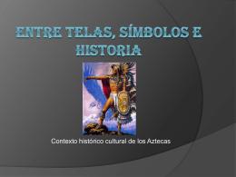 entre telas, símbolos e historia - telasimboloshistoria