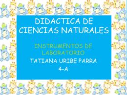DIDACTICA DE CIENCIAS NATURALES (2585057)