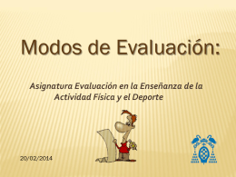 File - Evaluación Educación Física