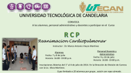Alumnos - Universidad Tecnológica de Candelaria