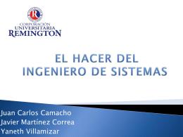 LA INGENIERIA - seminarioingsoftwarer