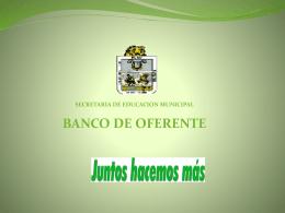 FONDOS DE SERVICIOS EDUCATIVOS