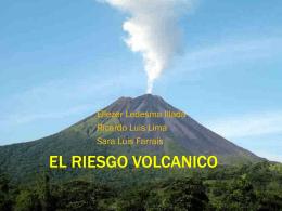 El riesgo volcanico - CMC1DESARROLLOSOSTENIBLE
