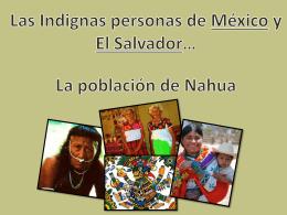 Ropa Los limitado derechos humanos de las personas Nahuas