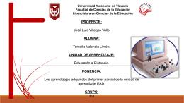 PONENCIA TVL