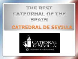 Seville - CatedralgoticadeSevilla
