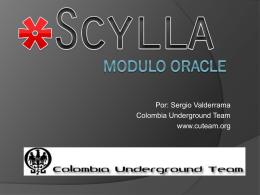 Scylla Modulo Oracle
