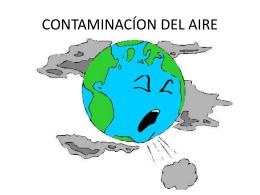 CONTAMINACÍON DEL AIRE