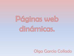 Olga - Páginas Web Dinámicas - TICO