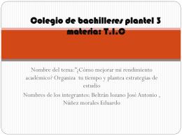 presentacion bloque 2 - cb-iztacalco