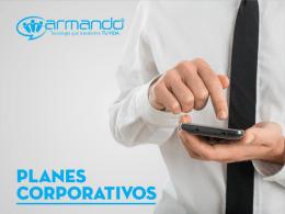 Presentación Planes Corporativos Red Armando