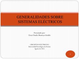 Generalidades C I - Blog - Universidad Tecnológica de Pereira