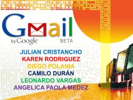 GMAIL. - Bienvenidos a nuestra web