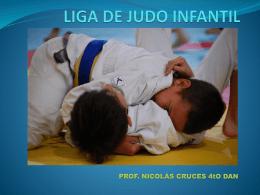 LIGA DE JUDO INFANTIL L.I.J.I