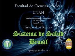 Sistema de Salud Brasil