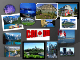 canada - ofertas de turismo