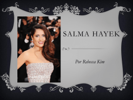 Salma Hayek - WordPress.com