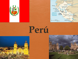 Perú - ALNazarenko
