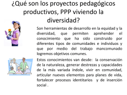 Actividad1_tema1 Qué son los proyectos pedagógicos