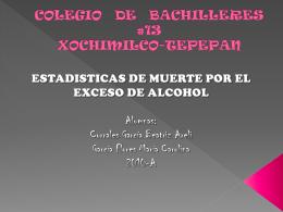 COLEGIO DE BACHILLERES #13 XOCHIMILCO