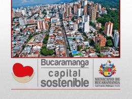 Parques de Bucaramanga