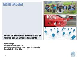 Simulación Social