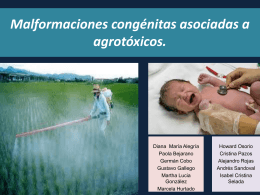 1. PRESENTACION malformaciones congenitas