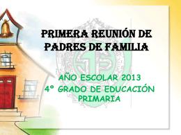 """primaria - CEP """"Santa María de la Providencia"""""""