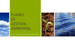 ARTÍCULO 17.- Evaluación de Impacto Ambiental