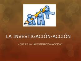 LA INVESTIGACIÓN-ACCIÓN - Pedagogia Latinoamericana13