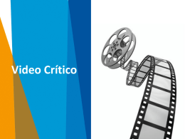 Video Crítico - Insight Ipae