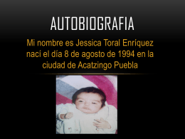 AUTOBIOGRAFIA - WordPress.com
