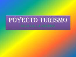 POYECTO TURISMO