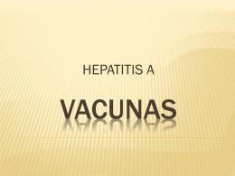 HEPATITIS A - admon.salud.campoalto