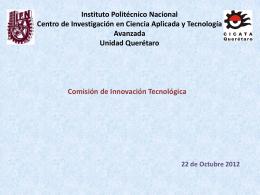 Comision de Innovación Tec