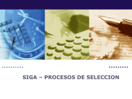 SIGA - Prodelcorp S.A.C.