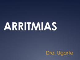 ARRITMIAS - MOP-UNAB