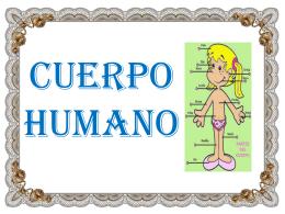 Cuerpo humano - WordPress.com
