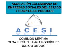 ACESI - Comision Septima Senado