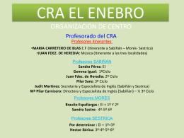 PRESENTACIÓN REUNIÓN PADRES 2014-2015